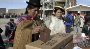 Bolivia elegirá a más de 2.000 autoridades departamentales y municipales este 7 de marzo 1