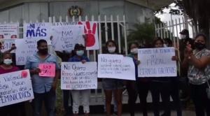 En Santa Cruz piden la renuncia del fiscal que liberó a quien luego segó la vida de Wilma F.