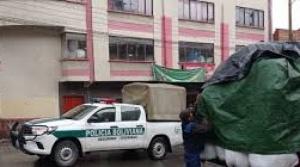 Sindicato Señor de Mayo pide a cocaleros afines al MAS el desalojo de su sede por daños
