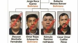 Hermano del tercer hombre de la Policía Boliviana cae junto a Techo de Paja