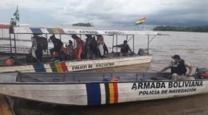 Brasileños expresan molestia por cierre de frontera y detienen a 11 cubanos indocumentados en Guayaramerín