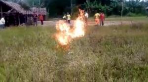 El Ministerio de Justicia anuncia un juicio por el linchamiento de un indígena en Beni