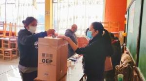 TED La Paz revela que 7% de los paceños no asistió el domingo a emitir su voto