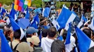 El MAS está a un paso de tener su peor participación en las 3 últimas elecciones para gobernaciones