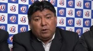 Fallece el Rector de la UPEA por complicaciones ocasionadas por el Covid-19