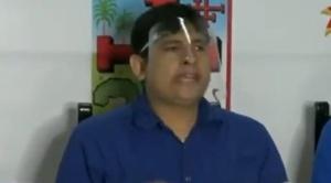"""Rolando Cuéllar llama """"dictadorcillo"""" al Ministro de Gobierno y lo compara con Arturo Murillo"""