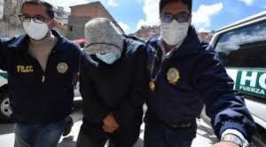 Jueza envía a la cárcel al exministro Characayo y a García por el caso soborno