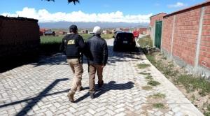 Aprehenden a hombre acusado de infanticidio en Achacachi
