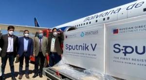 """Arriban 200.000 dosis de vacuna Sputnik V y Arce anuncia distribución """"inmediata"""""""
