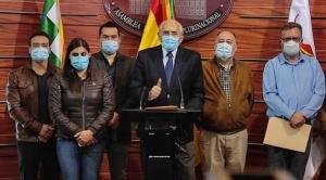 Comunidad Ciudadana propone que la vacunación sea declarada de prioridad nacional