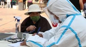 Santa Cruz registró en 3 meses de 2021 la misma cantidad de contagios de todo 2020