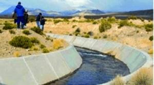 Bolivianos acudirán a la CIDH para frenar trasvase de aguas del río Mauri a Tacna Perú