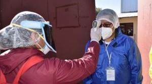 Gobierno confirma que variante británica circuló en La Paz y Santa Cruz; en Cochabamba hay un paciente con esa cepa