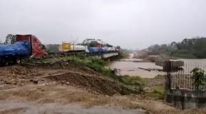 Lluvias en el trópico de Cochabamba inundan al menos 6 comunidades e impiden el tráfico vehicular