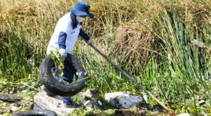 Ya antes hubo campañas de limpieza de ríos y lagos, pero no tuvieron seguimiento y los problemas persistieron