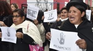 Fiscalía registró tres feminicidios en el fin de semana