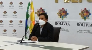 Salud amplía plan piloto de vacunación anticovid hasta el viernes en La Paz y El Alto
