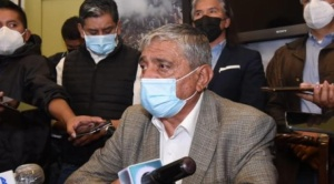 Arias denuncia que dirigentes de Sol.Bo y del MAS se unieron para desestabilizar subalcaldías