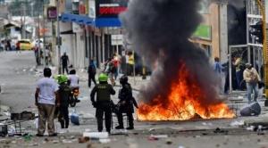 Violencia en Colombia: reporte oficial registra 548 desaparecidos y 26 fallecidos en 10 días de protestas 1