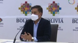 Ministro de Salud coordinará la vacunación anticovid con autoridades subnacionales paceñas