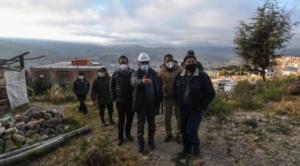 Alcalde Arias declara lucha contra los avasalladores en Villa Salomé