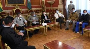 Alcalde de La Paz plantea restringir la circulación ante incremento de casos de Covid-19