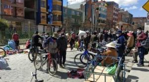El Alto se suma a la propuesta de La Paz de restringir horas de circulación para contener la Covid