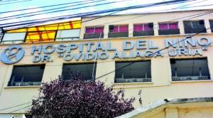 El Hospital del Niño está listo para enfrentar la tercera ola de la pandemia Covid-19 pese a algunas dificultades