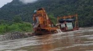 GIT-OR advierte: tecnología de dragas chinasque se usa en la Amazonía ha sido prohibida en muchos países    1