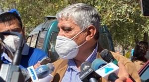 """Alcalde Arias denuncia """"relajo total"""" en plena escalada de casos de la Covid-19"""