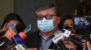 René Sahonero permanece estable y recibe solidaridad de empresarios