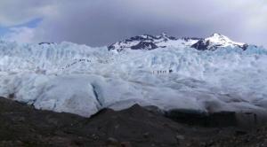 ¿Cuáles son los glaciares que no se derriten en América Latina y por qué?