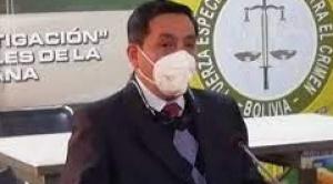 Fiscalía imputa al exjefe de la FELCC por presunta manipulación de 10 procesos