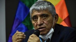 Arias denuncia que buscan llevarlo a la cárcel al término de una audiencia de medidas cautelares