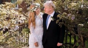 El primer ministro Boris Johnson y su novia se casan en secreto, en una ceremonia en la catedral de Westminster
