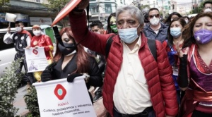 Habrá protesta durante la audiencia de medidas cautelares contra el Alcalde Iván Arias