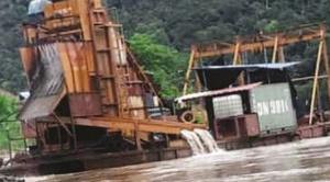 """Cedib alerta: avance de la minería sobre el Madidi está ligado al """"desmantelamiento"""" de unidades de protección"""