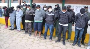 FELCN desarticula al clan Quintana Zamora y afecta $us 10,5 millones al narcotráfico