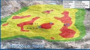 Comcipo plantea relocalizar actividades mineras del Cerro Rico para evitar el derrumbe