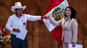 """Debate presidencial en Perú: qué es el """"terruqueo"""" y cómo influye en la campaña entre Fujimori y Castillo"""