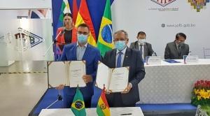 Mato Grosso compra gas a Bolivia por cinco años y pagará $us9 el millón de BTUs