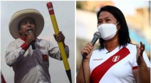 """Elecciones en Perú: """"El escenario más probable para Castillo o Fujimori es que, cuando sean elegidos, el público peruano los rechace"""""""