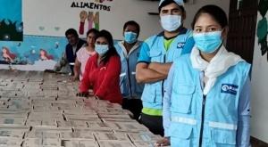 Kimberly-Clark realiza donación de más de 14 mil jabones Scott en spray 1