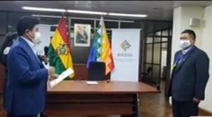 Sergio Choque es el nuevo gerente ejecutivo de Mi Teleférico