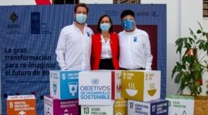 Bolivia se une a la mayor red global de experimentación de soluciones para el desarrollo sostenible 1