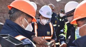 Los precios altos del cobre alientan al gobierno a duplicar la producción en Corocoro