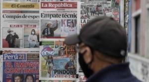 Elecciones en Perú: por qué se está demorando el conteo de votos y quién declara al ganador 1