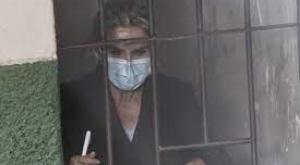 """Jeanine Añez se declara una """"prisionera política"""" en """"total indefensión"""""""