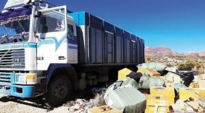 Candipaz dice que contrabando es una pandemia letal para la economía nacional