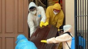Auza: Mesa busca limpiar el rostro al gobierno de Añez especulando con número de fallecidos por Covid-19 1